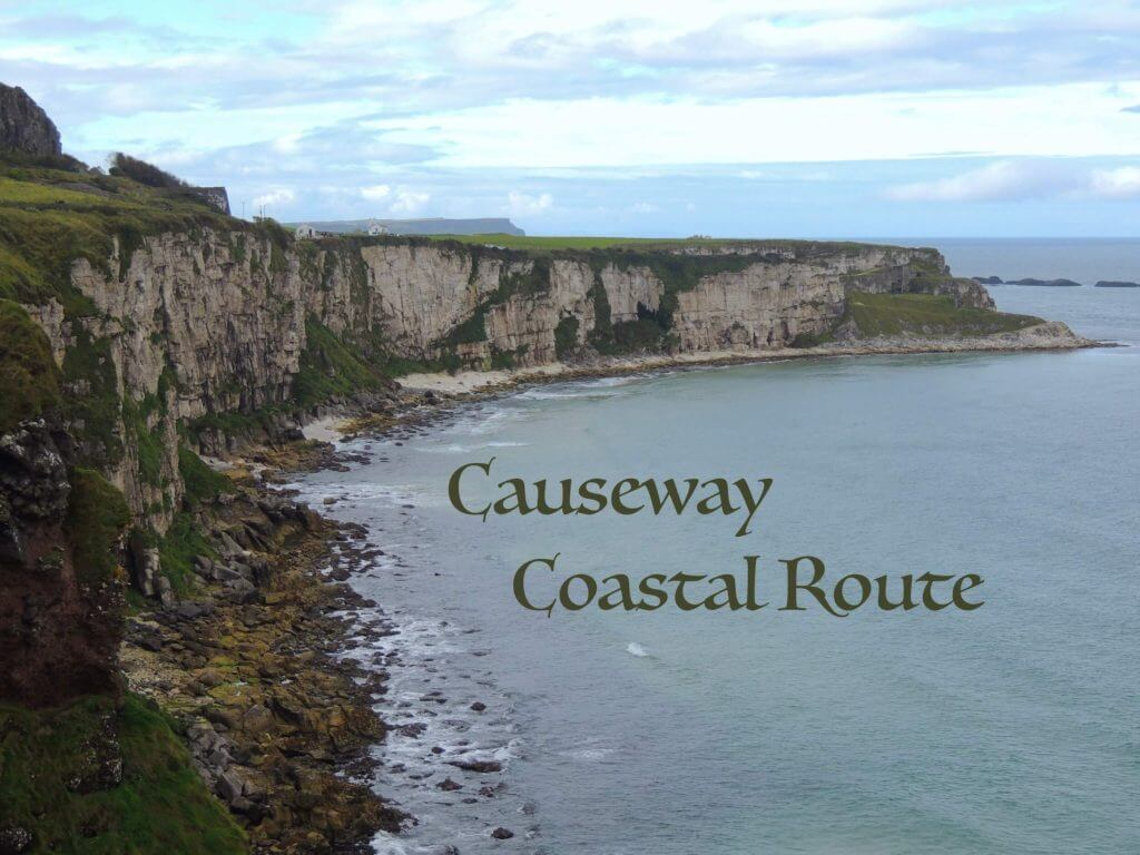 Image result for Causeway Coastal Route logo